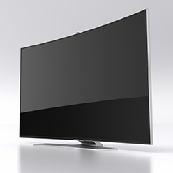 Curved TVs